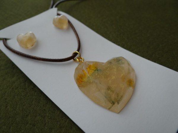 Ogrlica-poljsko cvijeće